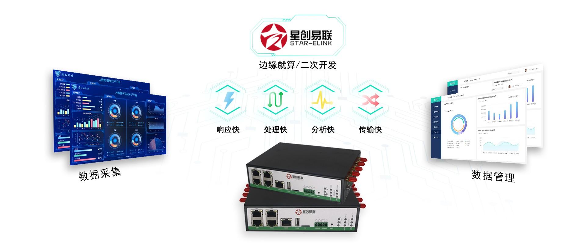 5G工业路由器远程数据采集