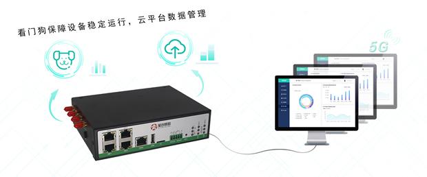 SR800工业5G路由器