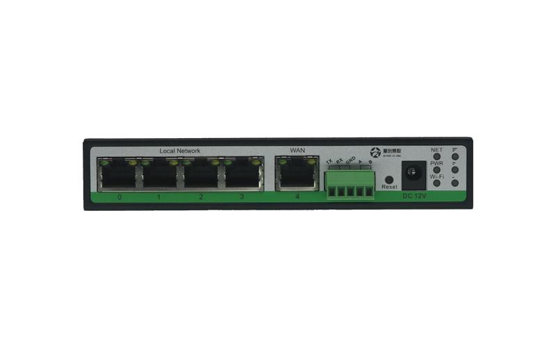 SR600工业路由器