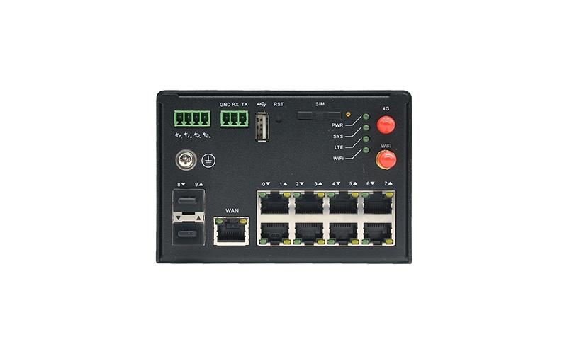SG600智慧灯杆专用网关